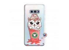 Coque Samsung Galaxy S10E Catpucino Ice Cream