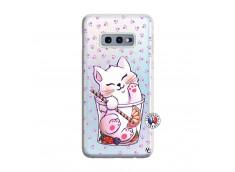Coque Samsung Galaxy S10E Smoothie Cat