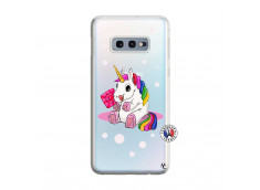 Coque Samsung Galaxy S10E Sweet Baby Licorne