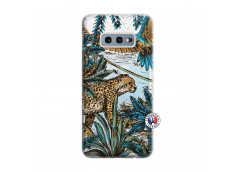 Coque Samsung Galaxy S10E Leopard Jungle