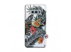 Coque Samsung Galaxy S10E Leopard Tree