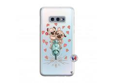 Coque Samsung Galaxy S10E Puppies Love