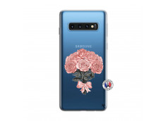 Coque Samsung Galaxy S10 Bouquet de Roses