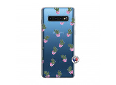 Coque Samsung Galaxy S10 Cactus Pattern
