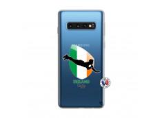 Coque Samsung Galaxy S10 Coupe du Monde Rugby-Ireland