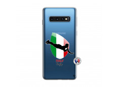 Coque Samsung Galaxy S10 Coupe du Monde Rugby-Italy