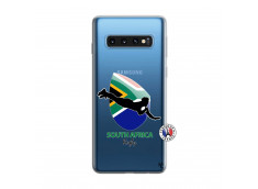 Coque Samsung Galaxy S10 Coupe du Monde Rugby-South Africa