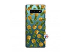 Coque Samsung Galaxy S10 Ananas Tasia