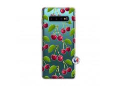 Coque Samsung Galaxy S10 oh ma Cherry