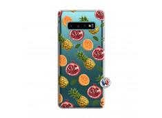 Coque Samsung Galaxy S10 Fruits de la Passion