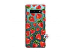 Coque Samsung Galaxy S10 Ramène ta Fraise
