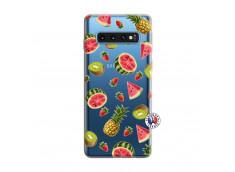 Coque Samsung Galaxy S10 Multifruits