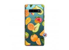 Coque Samsung Galaxy S10 Salade de Fruits