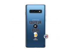 Coque Samsung Galaxy S10 Gouteur De Biere