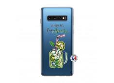 Coque Samsung Galaxy S10 Je peux pas J'ai Apéro