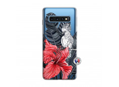 Coque Samsung Galaxy S10 Papagal