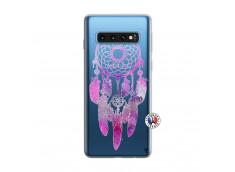 Coque Samsung Galaxy S10 Purple Dreamcatcher
