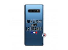 Coque Samsung Galaxy S10 Rien A Foot Allez La France