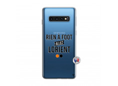 Coque Samsung Galaxy S10 Rien A Foot Allez Lorient