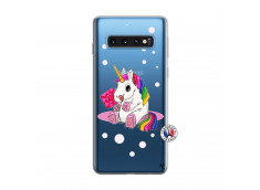 Coque Samsung Galaxy S10 Sweet Baby Licorne
