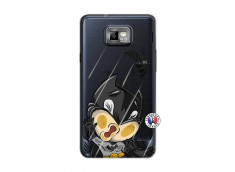 Coque Samsung Galaxy S2 Bat Impact