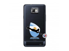Coque Samsung Galaxy S2 Coupe du Monde Rugby-Argentina