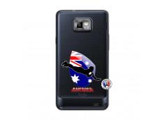 Coque Samsung Galaxy S2 Coupe du Monde Rugby-Australia