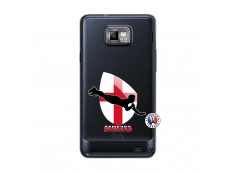 Coque Samsung Galaxy S2 Coupe du Monde Rugby-England