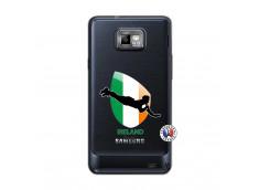 Coque Samsung Galaxy S2 Coupe du Monde Rugby-Ireland