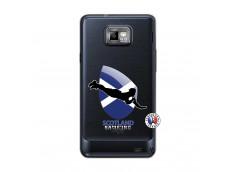 Coque Samsung Galaxy S2 Coupe du Monde Rugby-Scotland