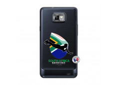 Coque Samsung Galaxy S2 Coupe du Monde Rugby-South Africa