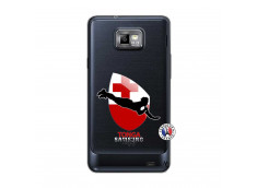 Coque Samsung Galaxy S2 Coupe du Monde Rugby-Tonga