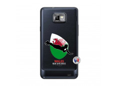 Coque Samsung Galaxy S2 Coupe du Monde Rugby-Walles