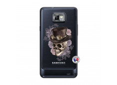 Coque Samsung Galaxy S2 Dandy Skull