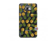 Coque Samsung Galaxy S2 Ananas Tasia