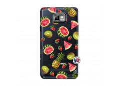 Coque Samsung Galaxy S2 Multifruits