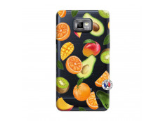 Coque Samsung Galaxy S2 Salade de Fruits