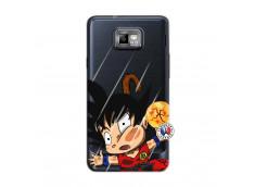 Coque Samsung Galaxy S2 Goku Impact