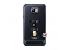 Coque Samsung Galaxy S2 Gouteur De Biere