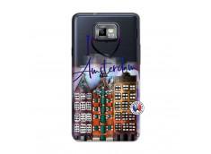 Coque Samsung Galaxy S2 I Love Amsterdam