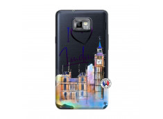 Coque Samsung Galaxy S2 I Love London