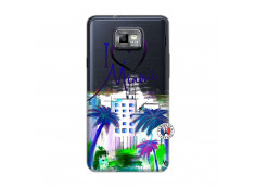 Coque Samsung Galaxy S2 I Love Miami