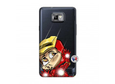 Coque Samsung Galaxy S2 Iron Impact