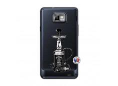 Coque Samsung Galaxy S2 Jack Hookah