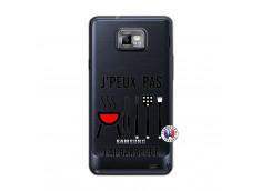 Coque Samsung Galaxy S2 Je Peux Pas J Ai Barbecue