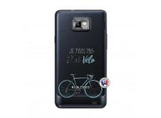 Coque Samsung Galaxy S2 Je Peux Pas J Ai Velo
