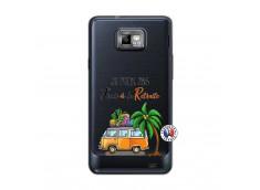 Coque Samsung Galaxy S2 Je Peux Pas Je Suis A La Retraite
