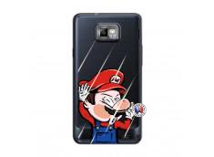 Coque Samsung Galaxy S2 Mario Impact