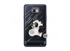 Coque Samsung Galaxy S2 Panda Impact