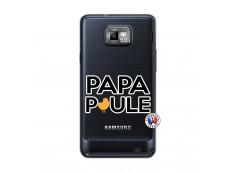 Coque Samsung Galaxy S2 Papa Poule